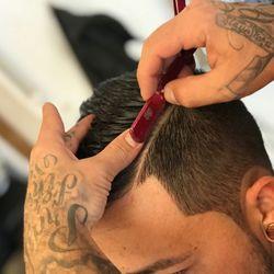 Daniel at Living Proof Barbershop, 1706 East Pikes Peak Avenue, Colorado Springs, 80909