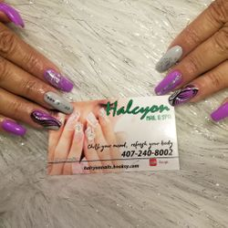 Halcyon Nails and Spa, 8106 South Orange Blossom Trail, Orlando, 32809