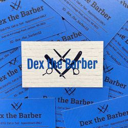 Dex the Barber, Spirited Beauty Hair Salon, 5440 I55 N Frontage Road, Jackson, 39211