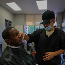 drew - GroomKing Barbershop