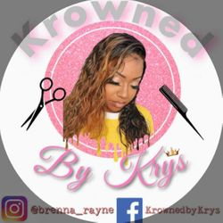 KROWNEDBYKRYS, 6900South Freeway, Suite 136 pressure boutique and glam studio, Fort Worth, 76134