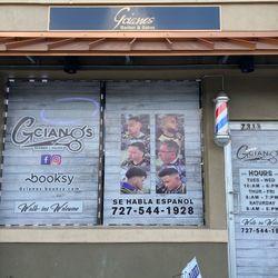Gciano's Barber Salon, 7317 North 49th Street, Pinellas Park, 33781
