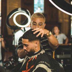 Diego cutz - Creative minds barbershop