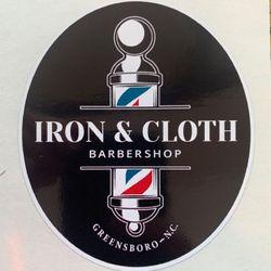 Merri Ingle @ Iron and Cloth Barbershop, 214 W Friendly Ave, Greensboro, 27401