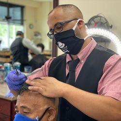 Zachary Locklear - One Stop Barber Shop Raeford N.C.