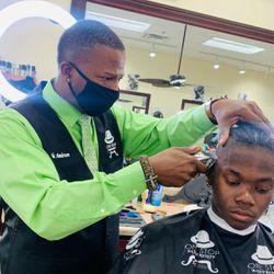 John Anderson - One Stop Barber Shop Raeford N.C.