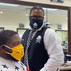 Neal Stanback - One Stop Barber Shop Raeford N.C.