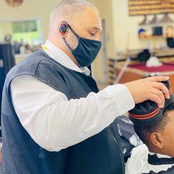 Seavy Evans - One Stop Barber Shop Raeford N.C.