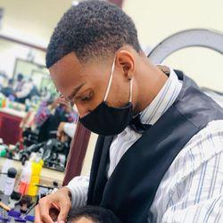 Leenarcus Moore - One Stop Barber Shop Raeford N.C.