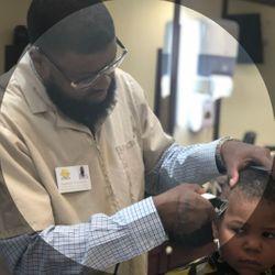 Jamal Taylor - One Stop Barber Shop Raeford N.C.