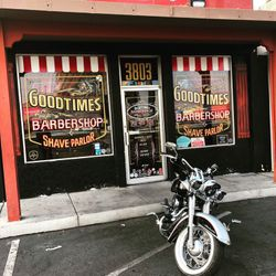 G the Barber, 3803 W. Sahara Ave., Las Vegas, 89102