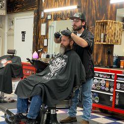 Dillon Blume - Grit Barbershop & Salon