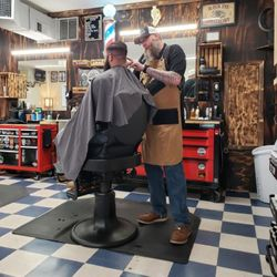 Erik Britton - Grit Barbershop & Salon