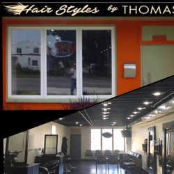 Hair styles by thomas, 3887 inkster rd., Inkster, 48141