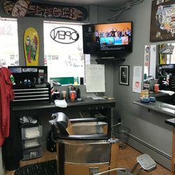 Downtown Barber Shop, 16 Main St, Northborough, 01532