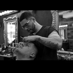 Ivan Martinez - Bladez Of Glory Barbershop