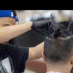 Omar AKA OM8 - Bladez Of Glory Barbershop