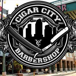 Nicky @ Cigar City Barbershop, 1501 E 9th Ave, Ybor City, 33605