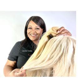 Jacqueline Creeks - Healthy Hair Clinic