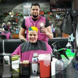 Randy Style Barbershop, 238 Front St, Hempstead, 11550