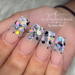 Girly Fashion Nails, Calle Georgetti #44 sector la marina, Kariola salón, Naranjito, 00719