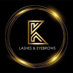 Katherine - Kamila Eyelashs & eyebrows