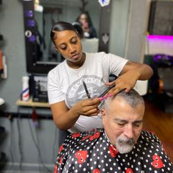 Andrea Whitney - 7s Barbershop