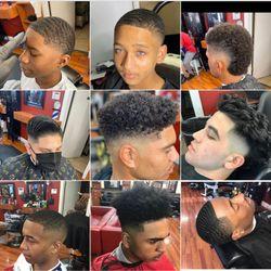Greg @ Magic Juan's Barbershop, 12246 san pablo ave, richmond, 94805