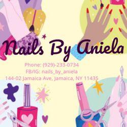Nails by Aniela, 140-02 Jamaica Ave, Jamaica, Jamaica 11435