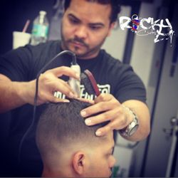 Ricky - Pacino's Barbershop