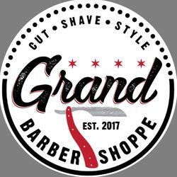 Grand Barber Shoppe, 7442 W Grand Ave, Elmwood Park, 60707