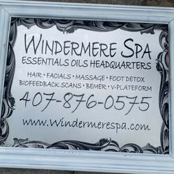 Windermere Med Spa and salon, 120 e  5 th ave, Windermere, 34786