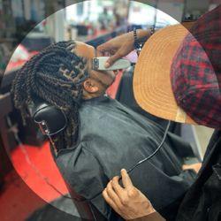 "SHOUN @ Hairforce ""in Uptown"", N Sheridan Rd, 4415, HAIRFORCE BARBERSHOP, Chicago, 60640"