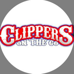 Clippers On The Go, 3871 Harris Rd, Park by basketball court. Keep eye out for sprinter Van, Bakersfield, 93313