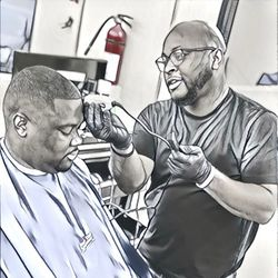 Larry The Barber, 4015 Holcombs Bridge Rd, Suite 650, Peachtree Corners, 30092