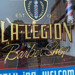 La Legion Barbershop, 15 Main st, Nashua, 03064