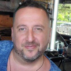 Simon Bulov - The Black Fox Barber Shop