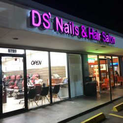 DS' Nails And Hair Salon, 6790 Collins Ave, Miami Beach, 33141
