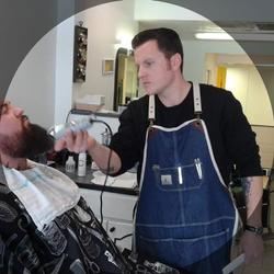 Justin Leach - Turner's Barber Shop & Shaving Parlor