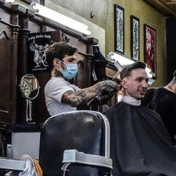 Patrick Halsey - Turner's Barber Shop & Shaving Parlor