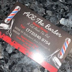 Ace The Barber💈, Leclaire & Schubert, Chicago, 60639