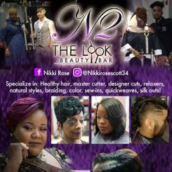 N2TheLook Beauty Bar, 2413 Gus Thomasson rd, Suite 103, Mesquite, 75149