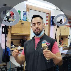 Rodolfo Tinajero (Rudy) - 2ND STREET FadeAholics Barbershop