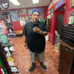 Sergio zamora - Sanctions Barbershop