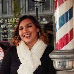 Maria - Diamond cuts barbershop