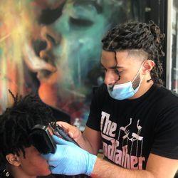 Armani Rosario - Avenue Cuts Barbershop