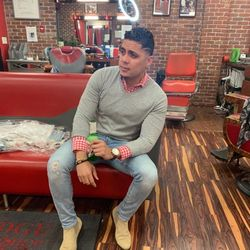 Sampe Barber cut N Edge, 410 Massachusetts Ave, Boston, 02118