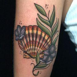 Amanda Jean - Cocoa Village Tattoo Gallery