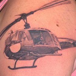 Andrew - Cocoa Village Tattoo Gallery