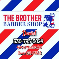 The Brother Barber Shop, 404 N Wooster Ave, Dover, 44622